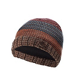 Mantaray - Multicoloured knit beanie