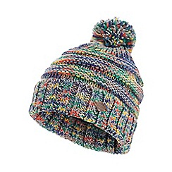 Mantaray - Multicoloured knit bobble hat