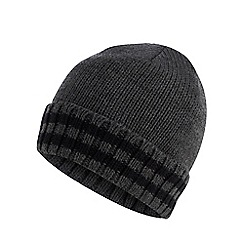 Maine New England - Grey tipped thermal knit beanie