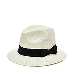 The Collection - Natural Trilby Hat