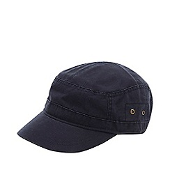 642c1afc75b Mantaray - Navy Buckle Train Driver Hat