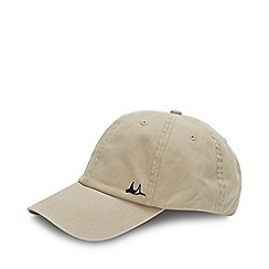 Mantaray - Natural Washed Cotton Baseball Cap