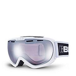 Bloc - White 'Boa B019' ski goggles