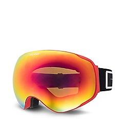 Bloc - Red 'Evolution E8010' ski goggles