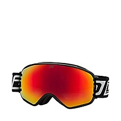 Dirty Dog - Black 'Bullet' ski goggles