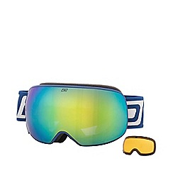 Dirty Dog - Blue 'Mutant Legacy 2.0' ski goggles