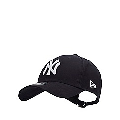 New Era - Navy Logo Baseball Cap