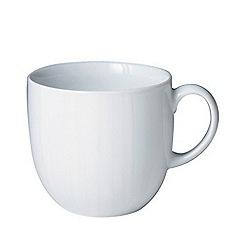Denby - Glazed 'White' small mug