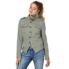 Mantaray - Taupe military jacket