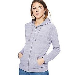 Mantaray - Lilac space dye hoodie