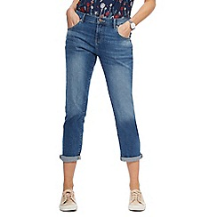 Mantaray - Blue mid wash boyfriend jeans