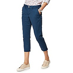 Mantaray - Navy girlfriend chinos
