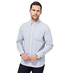 Hammond & Co. by Patrick Grant - Blue striped shirt