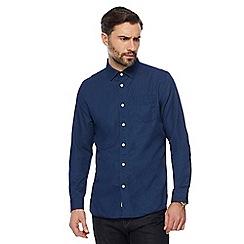 Hammond & Co. by Patrick Grant - Blue denim shirt