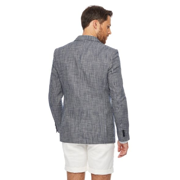 jacket Grant amp; by Grey Patrick Co linen textured blend basketweave Hammond vqIdw1v