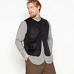 Daniel Rynne - Dark grey lough gilet