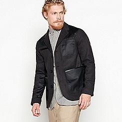 Daniel Rynne - Dark grey tierny blazer