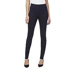 The Collection - Navy full length leggings