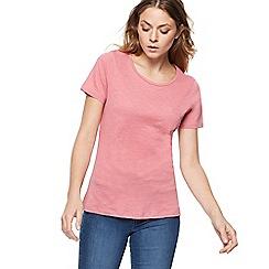 The Collection - Rose slub t-shirt