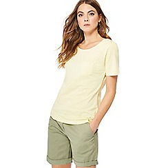 The Collection - Light yellow t-shirt