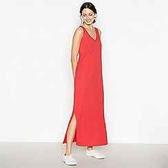 Principles - Red Jersey Maxi Dress