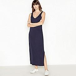 Principles - Navy Jersey Maxi Dress