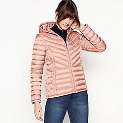 Principles - Rose Pink Super Light Puffer Jacket