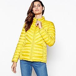 Principles - Yellow Super Light Puffer Jacket