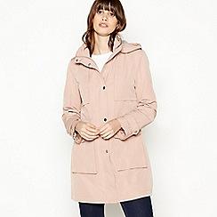 Principles - Light Pink Utility Parka Jacket