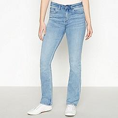 Principles - Light Blue Mid Wash Bootcut Jeans