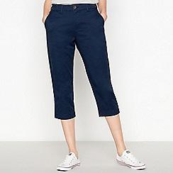 b4aace1f8b65 Plus-size - blue - Chinos - Trousers   leggings - Women