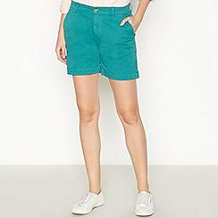 Principles - Green Chino Shorts