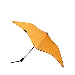 Blunt Umbrellas - Orange compact umbrella
