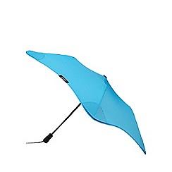 Blunt Umbrellas - Blue compact umbrella