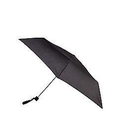 Fulton - Black 'Incognito 3' umbrella