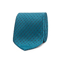 The Collection - Blue dotted tie