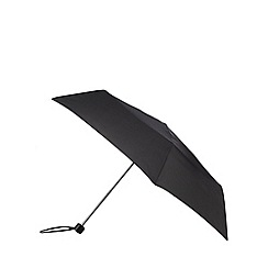 Fulton - Black extendable umbrella