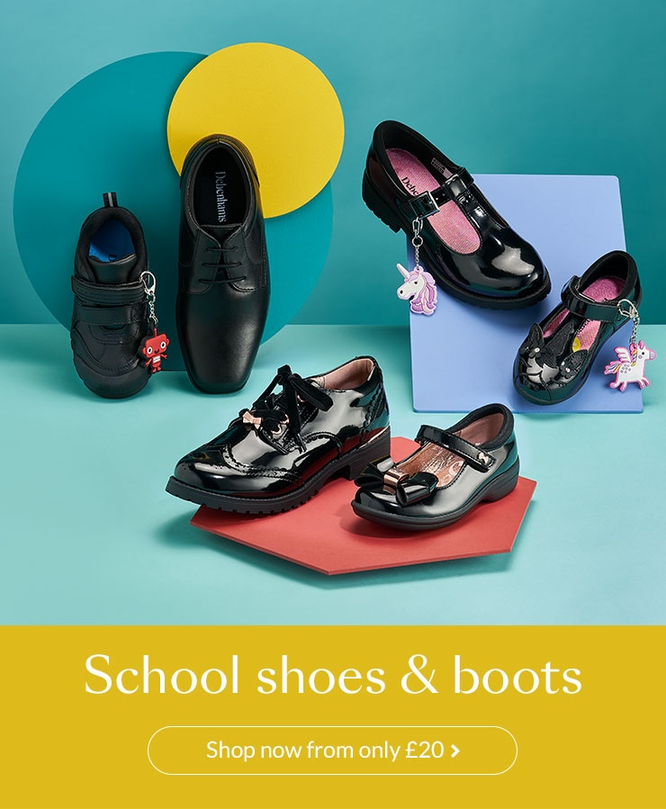 Kids' school shoes