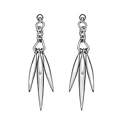 Hot Diamonds - Icicle drop earrings