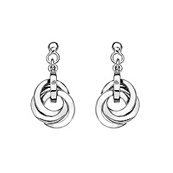 Hot Diamonds - Trio earrings