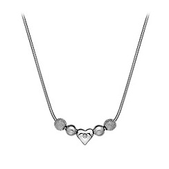 Hot Diamonds - Ladies silver necklace