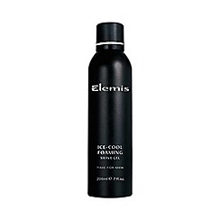 ELEMIS - 'Ice-Cool' foaming shave gel for men 200ml