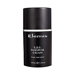 ELEMIS - 'S.O.S Survival' cream for men 50ml