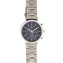 J by Jasper Conran - Ladies silver chronograph watch