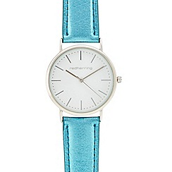 Red Herring - Ladies blue analogue watch