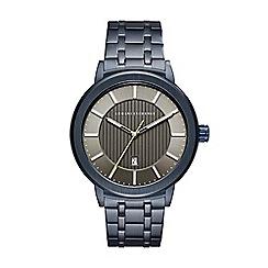 Armani Exchange - Men's blue watch