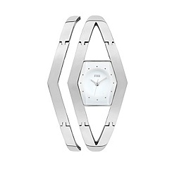 STORM London - Ladies silver 'Zarelle' bracelet watch