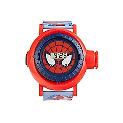 Cars - Multi-coloured 'Spiderman' projection watch