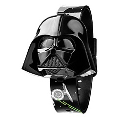Star Wars - Multi-coloured Darth flip top watch