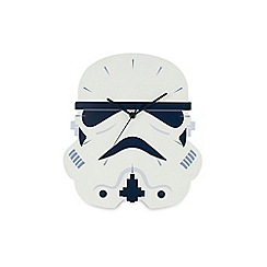 Star Wars - Multi-coloured Stormtrooper wall clock